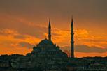 The Zeyrek Mosque, Istanbul