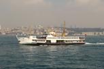 A Bosphorus ferry, Istanbul