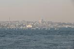 Bosphorus River, Istanbulv