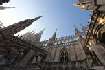 Duomo di Milano details, Milan