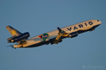 The former national airline of Brazil, Varig with its McDonnell Douglas MD11