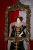 Elizabeth I at Madame Tussauds, London