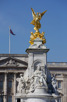 The Victoria Memorial in front of Buckingham Palace, London