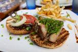 Mahi Mahi burger