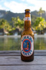 The local Tahitian beer Hinano, Moorea