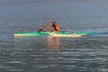 The main sport at Tahiti - Va'a canoeing, Bora Bora