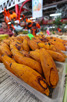 Bananas at the Fruit Market, Papeete