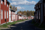 Old Luleå town, Norrland