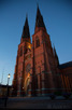 The Cathedral of Uppsala , Uppland