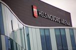 Helsingborg Arena facade, Helsingborg