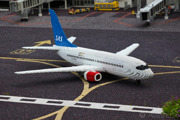 Boeing 737-600 at Legoland, Billund