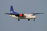Ebbe Viking - Fokker 50