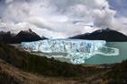 Perito Moreno Glacier in Calafate, Argentina