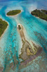 Bora Bora archipelago, Tahiti