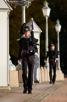 Guards at the Royal Palace, Oslo