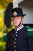 Guard at the Royal Palace, Oslo
