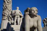 The Vigeland Sculpture Park, Oslo