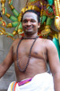 Hindu at the Sri Veeramakaliamman Temple