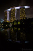 Marina Bay Sands Hotel from Garden by the Bay