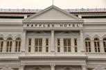 Raffles Hotel closeup