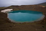 Viti crater lake