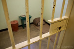 The cell of Nelson Mandela, Robben Island