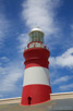 The Cape Agulhas lighthouse