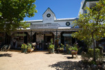 The old historic shop of Oom Samie se Winkel, Stellenbosch