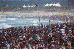 Beach life, Durban
