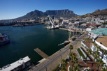 Waterfront and Table Mountain, Cape Town