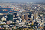 Cape Town downtown from Signal Hill
