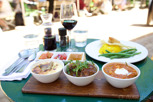 Traditional South African dishes at Groot Constantia Wine Estate
