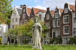 Old Begijnhof houses, Amsterdam