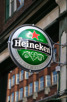 The local beer - Heineken