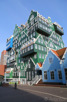 The spectacular Inntel Hotel, Zaandam