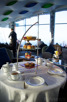 Afternoon tea at Burj Al Arab, Dubai