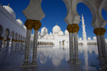 The Sheikh Zayed Mosque, Abu Dhabi
