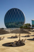 Aldar Headquarter building in Al Raha, Abu Dhabi