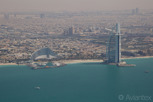 The Jumeirah Beach Hotel and Burj Al Arab, Dubai
