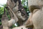 Statues, Buddha Park