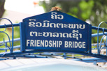 Friendship Bridge tuk tuk, Vientiane