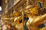 Temple of the Emerald Buddha (Wat Phra Kaew), Bangkok