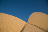 Sydney Opera House closeup