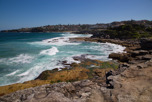 Tamarama Beach during the Bondi to Coogee Beach Coastal Walk, Sydney
