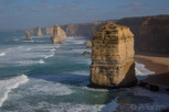 The Twelve Apostles at Great Ocean Road, Victoria