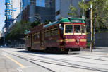 City Circle Train, Melbourne