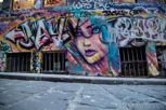 Street art lane, Melbourne