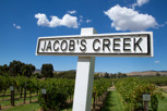 Jacob's Creek winery in Barossa Valley, South Australia