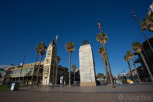 Moseley Square and Glenelg Town Hall, Adelaide