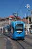Local tram, Zagreb
